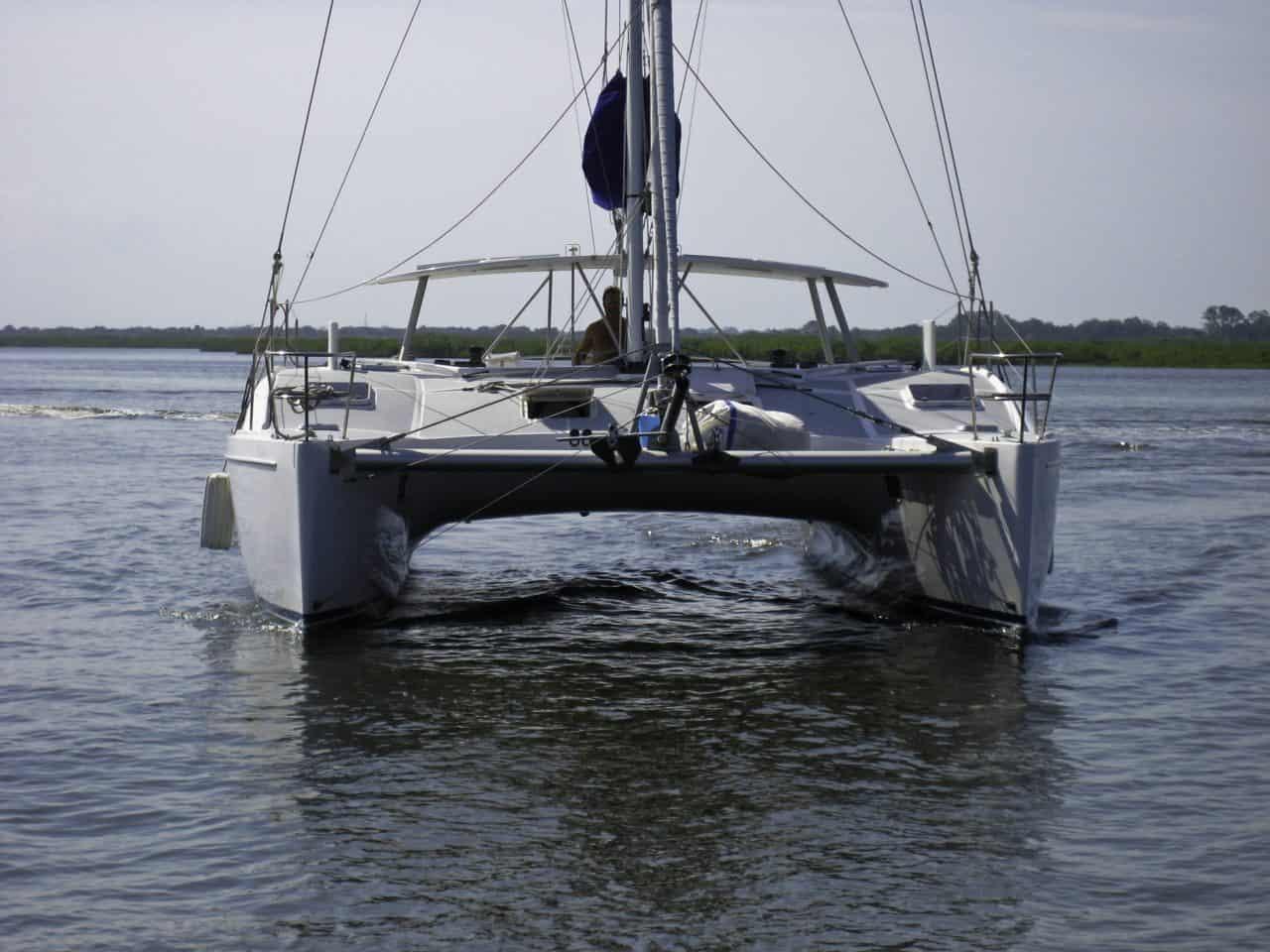 ME Cat 41 | Maine Cat Catamarans