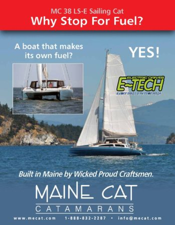 ME Cat 38 | Maine Cat Catamarans